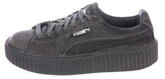 FENTY PUMA by Rihanna Velvet Creeper Sneakers