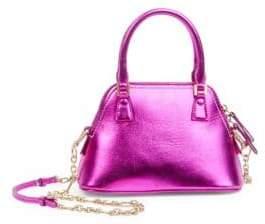 Maison Margiela Metallic Top Handle Bag