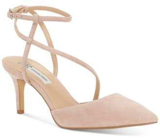INC International Concepts I.N.C. Women's Lenii Pointed Toe Pumps, Created for Macy's