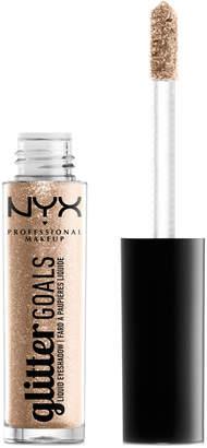 NYX Glitter Goals Liquid Eyeshadow