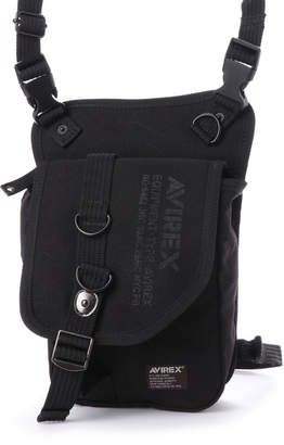 Avirex (アヴィレックス) - アヴィレックス AVIREX アヴィレックス【AVIREX】2wayショルダーレッグバッグ