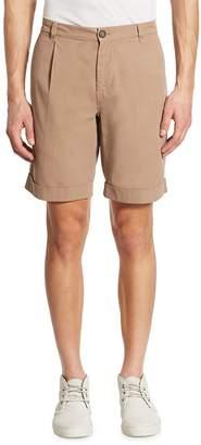 Brunello Cucinelli Men's Rolled Cuffs Shorts