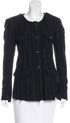 Etoile Isabel Marant Wool-Blend Short Coat