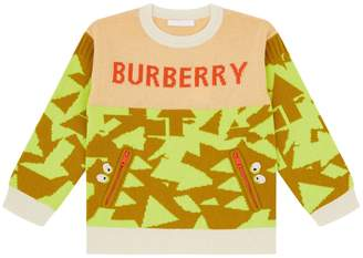 Burberry Cashmere Monster Sweater