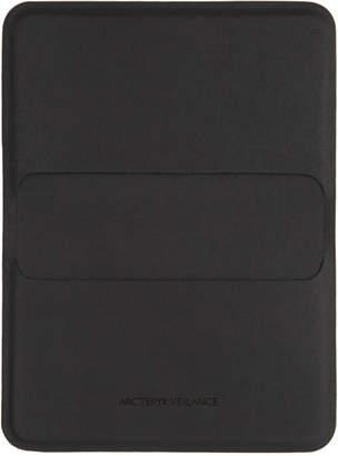 Veilance Black Casing Card Holder
