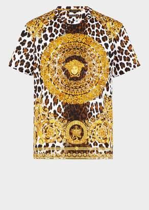 Versace Wild Baroque Tribute T-shirt