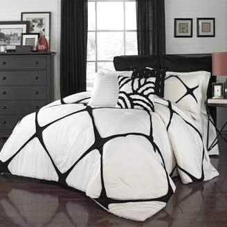 Vue Cersei Bedding Comforter Set, Cream