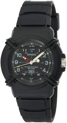 Casio Men's HDA600-1BV 10-Year Battery Analog Sport Watch