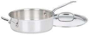 Cuisinart3.5QT. Stainless Steel Saute Pan