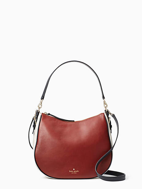 Kate Spade Cobble hill mylie - BLACK/PORT BROWN/CEMENT - STYLE