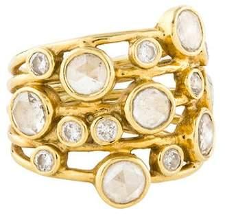 Ippolita 18K Diamond Constellation Ring