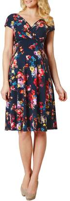 Tiffany & Co. Rose Alessandra Floral Maternity/Nursing Dress
