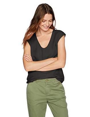 J.Crew Mercantile Women's Shirtail Blouse