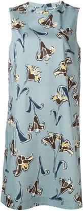 Max Mara 'S floral shift dress