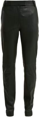 Joseph Reeve stretch-leather trousers
