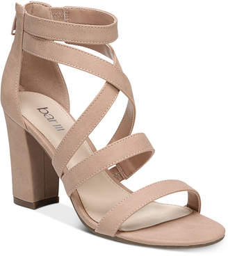 Bar III Blythe Strappy Dress Sandals, Women Shoes