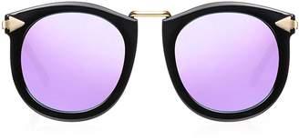 Barbie UV400 Square Mirrored Polarized Sunglasses For Womens Girls BTSP022