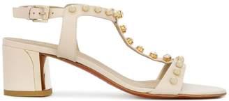 Baldinini embellished open-toe sandals