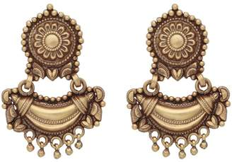 Carousel Jewels - Antique Finish Heritage Earrings