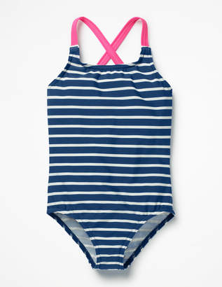 Boden Cross-back Swimsuit