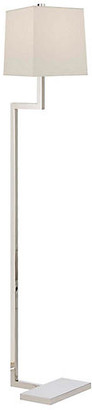 AERIN Alander Floor Lamp - Polished Nickel
