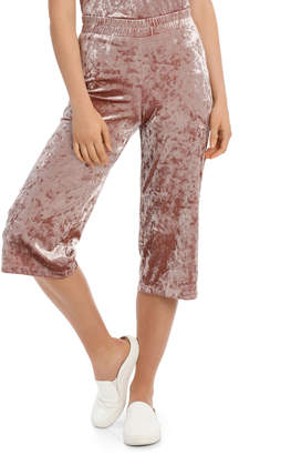 Only Punti Velour Culotte Pant
