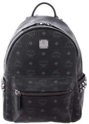 MCM Small Visetos Stark Backpack