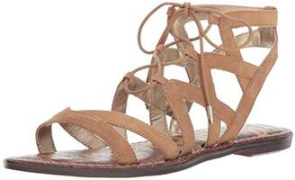eaf20e858e508 Sam Edelman Brown Leather Sandals For Women - ShopStyle UK