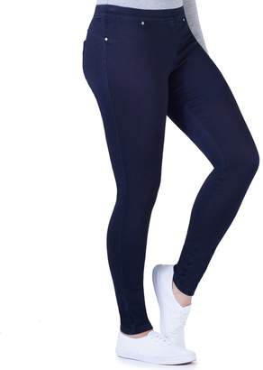Juniors' Amethyst Perfect Pull-On Jeggings