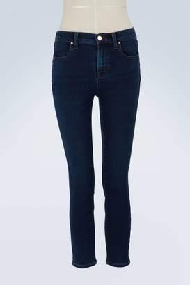 J Brand Alana high-waisted jeans