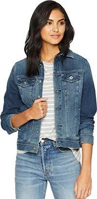 AG Adriano Goldschmied Women's MYA Denim Jacket
