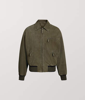Bottega Veneta JACKET IN SUEDE