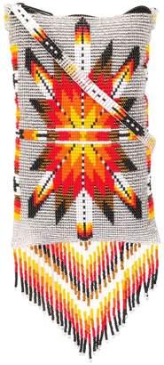 Jessie Western navajo bead bag