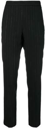 Blumarine striped trousers