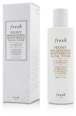 Fresh NEW Peony Brightening Moisturizing Facial Toner 200ml Womens Skin Care