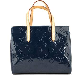 Louis Vuitton Grand Bleu Monogram Vernis Catalina BB (3945001)