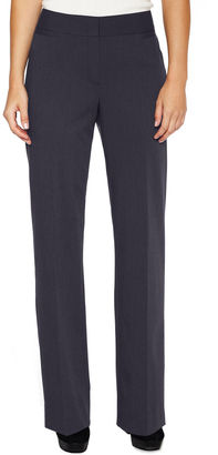 LIZ CLAIBORNE Liz Claiborne Classic Audra Straight Leg Pants - Tall $29.99 thestylecure.com