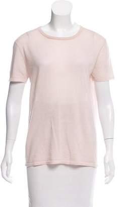 6397 Short Sleeve Knit Top