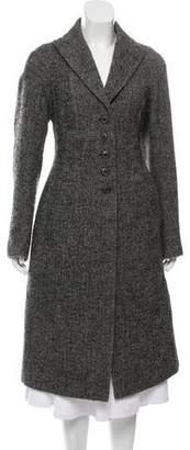 6267 Long Wool Coat