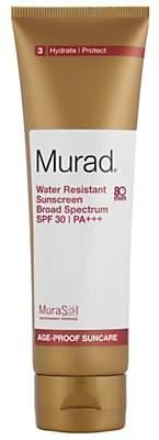 Murad Water Resistant Sunscreen Broad Spectrum SPF30 PA+++, 125ml