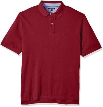 Tommy Hilfiger Men's Big Ivy Short Sleeve Polo Shirt