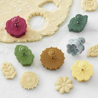 Williams-Sonoma Williams Sonoma Floral Pie Crust Cutters, Set of 6