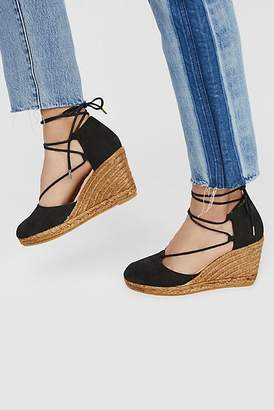 Free People Fp Collection Marbella Wedge