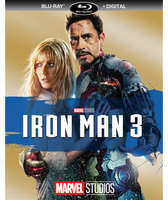 Disney Iron Man 3 Blu-ray + Digital Copy