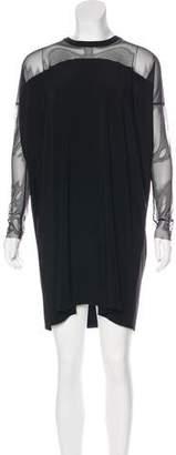 KAMALIKULTURE Long Sleeve Mini Dress