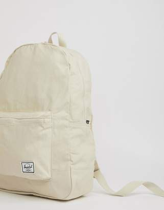 Herschel Exclusive Soft Canvas Backpack