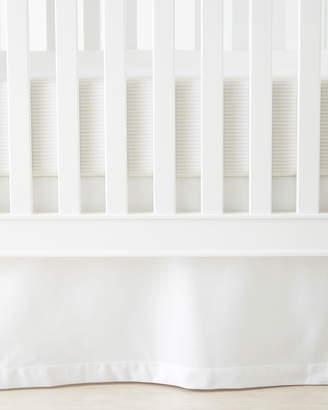 Serena & Lily Border Frame Crib Skirt