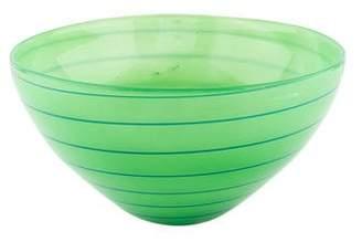 Kosta Boda Anna Ehrner Glass Bowl