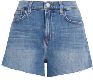 L'Agence Ryland Denim Shorts