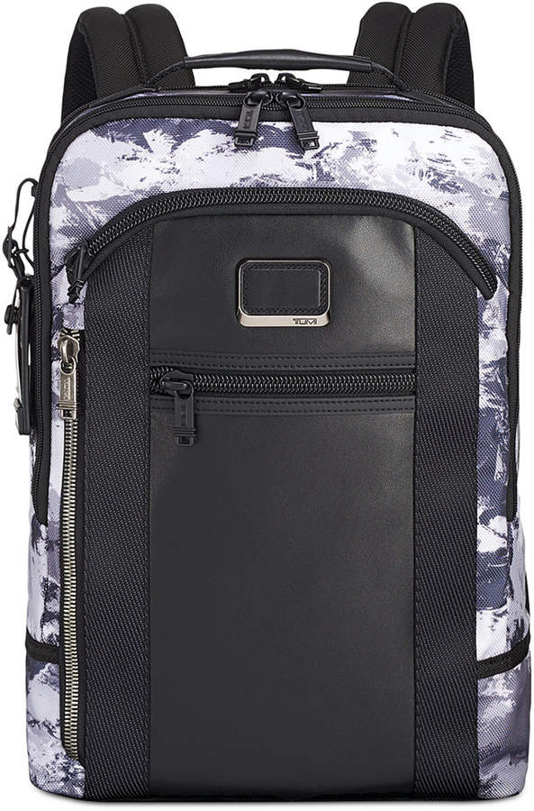 Tumi Men's Davis Printed Backpack